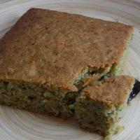 Gâteau moelleux aux courgettes et aux amandes (sans gluten, sans lait)