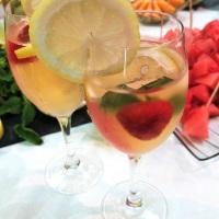 Eaux aromatisées aux fruits et aux plantes