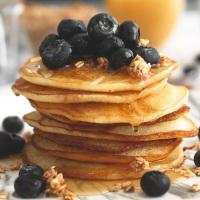 Pancakes express (2 ingrédients seulement !)