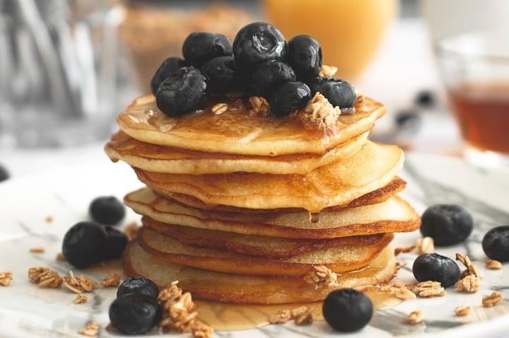 Pancakes express (2 ingrédients seulement!)