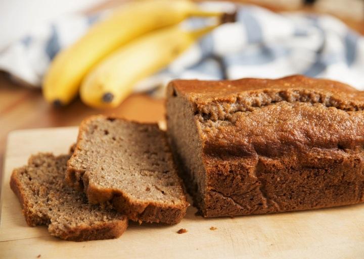 Banana bread ultra-moelleux